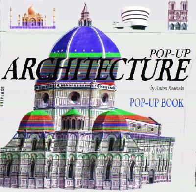The Architecture Pop-Up Book Cover