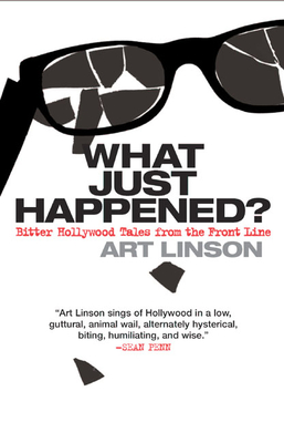 Cover for What Just Happened?