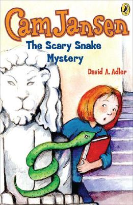 Cam Jansen: the Scary Snake Mystery #17 Cover Image