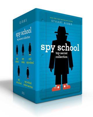 Spy School Top Secret Collection: Spy School; Spy Camp; Evil Spy School; Spy Ski School; Spy School Secret Service Cover Image