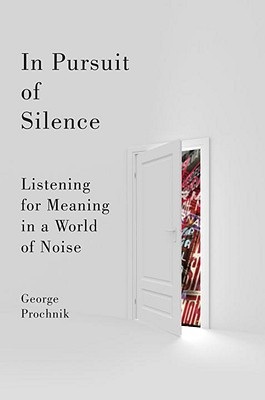 In Pursuit of Silence Cover