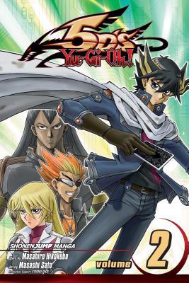 Yu-GI-Oh! 5D's, Volume 2 Cover