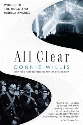 All Clear: A Novel (Oxford Time Travel #2) Cover Image