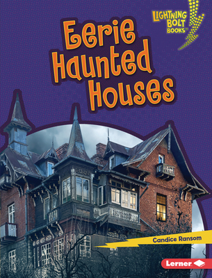Eerie Haunted Houses Cover Image