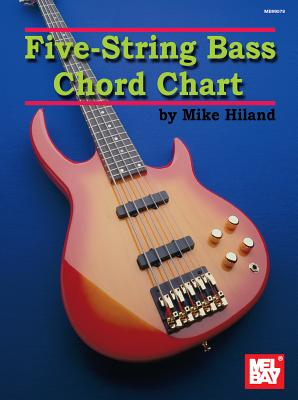 Five-String Bass Chord Chart Cover Image
