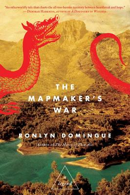 The Mapmaker's War Cover