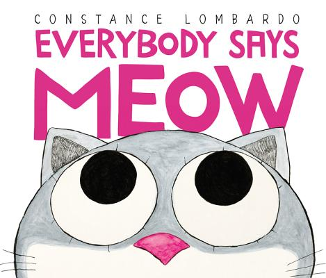 Everybody Says Meow Cover Image