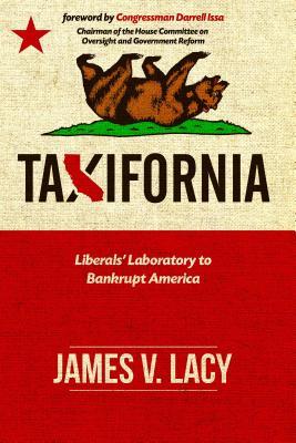 Taxifornia Cover