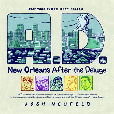 A.D.: New Orleans After the Deluge Cover Image