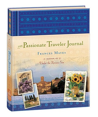 The Passionate Traveler Journal Cover Image