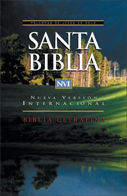 Ultrafina Santa Biblia-Nu Cover Image