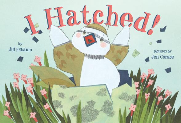 I Hatched! Cover