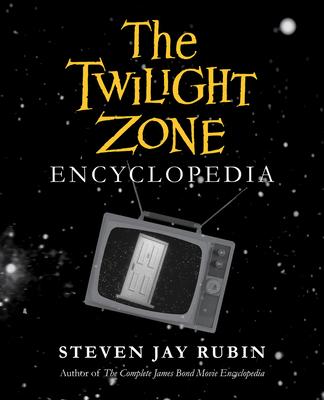 The Twilight Zone Encyclopedia Cover Image