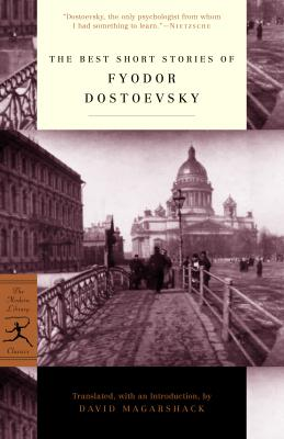 The Best Short Stories of Fyodor Dostoevsky Cover