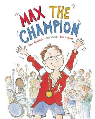 Max the Champion Cover Image