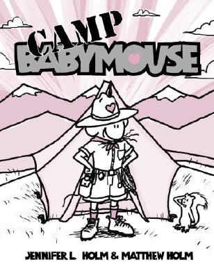 Camp Babymouse Cover