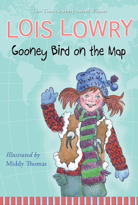 Gooney Bird on the Map Cover