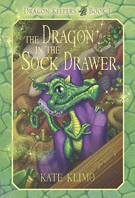 The Dragon in the Sock Drawer Cover