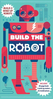 Build the Robot Cover Image