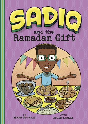 Sadiq and the Ramadan Gift Cover Image