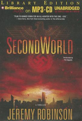 SecondWorld Cover