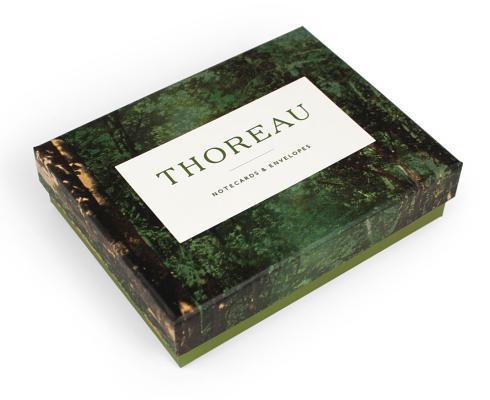 Thoreau Notecards Cover Image