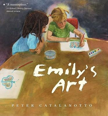 Cover for Emily's Art
