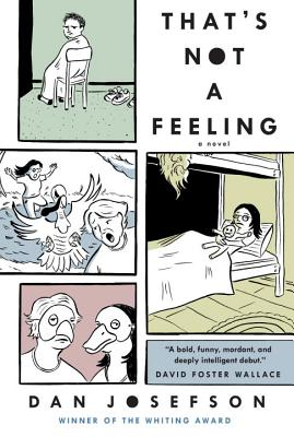That's Not a Feeling Cover Image