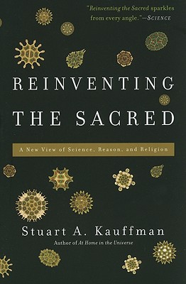 Cover for Reinventing the Sacred