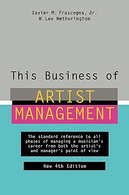 This Business of Artist Management Cover