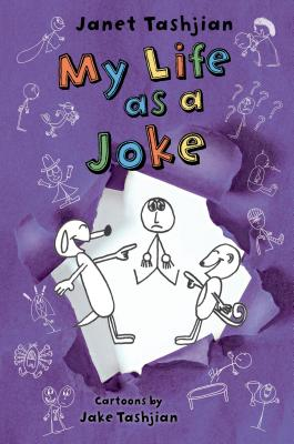 My Life as a Joke (The My Life series #4) Cover Image