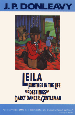 Cover for Leila