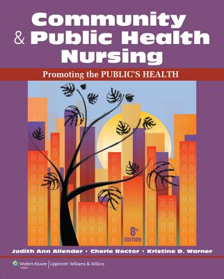 Community & Public Health Nursing: Promoting the Public's Health Cover Image