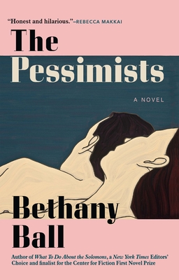 The Pessimists Cover Image