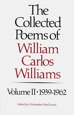The Collected Poems of Williams Carlos Williams Cover