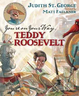 You're on Your Way, Teddy Roosevelt Cover