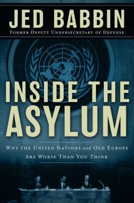 Cover for Inside the Asylum