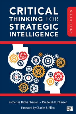 Critical Thinking for Strategic Intelligence Cover Image