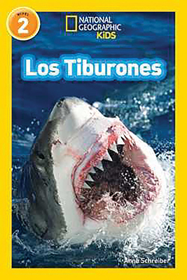 National Geographic Readers: Los Tiburones (Sharks) Cover Image