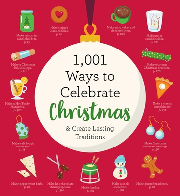 1,001 Ways to Celebrate Christmas: Embrace the Real Reason for the Season Cover Image