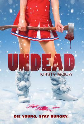Cover for Undead