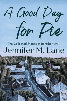 Cover for A Good Day for Pie