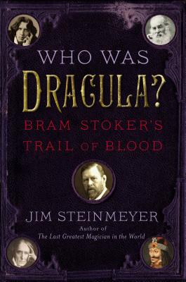 Who Was Dracula? Cover