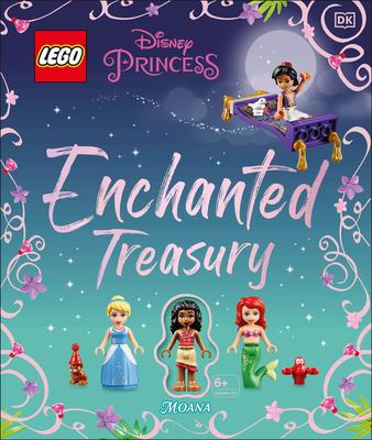 LEGO Disney Princess Enchanted Treasury Cover Image