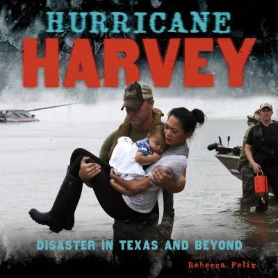 Cover for Hurricane Harvey