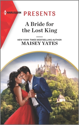 A Bride for the Lost King: An Uplifting International Romance Cover Image