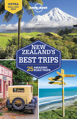 Lonely Planet New Zealand's Best Trips 2 (Trips Country) Cover Image