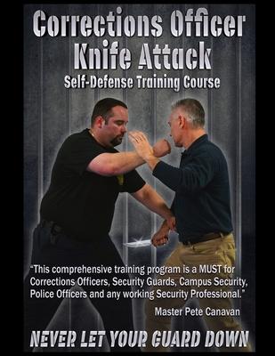 Corrections Officer Knife Attack: Self-Defense Training Course Cover Image