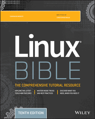Linux Bible (Bible (Wiley)) Cover Image
