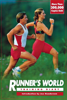 Runner's World Training Diary Cover Image